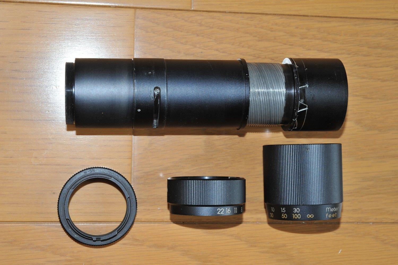 泰成光学(タムロン)200mm F5.9 ふたたびゲット_b0069128_08104645.jpg