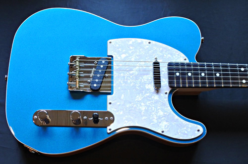 「Snapper Rocks Blue MetaのSTD-T 2S」1本目が完成!_e0053731_16190515.jpg