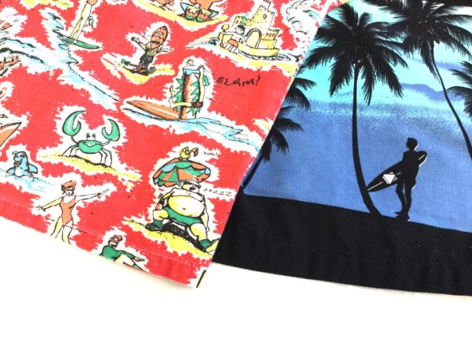 「 ゴキゲンSURFショーツ & STUSSYアロハシャツ 」_c0078333_13335860.jpg