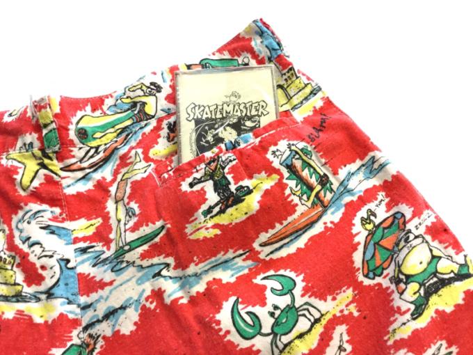「 ゴキゲンSURFショーツ & STUSSYアロハシャツ 」_c0078333_13410059.jpg