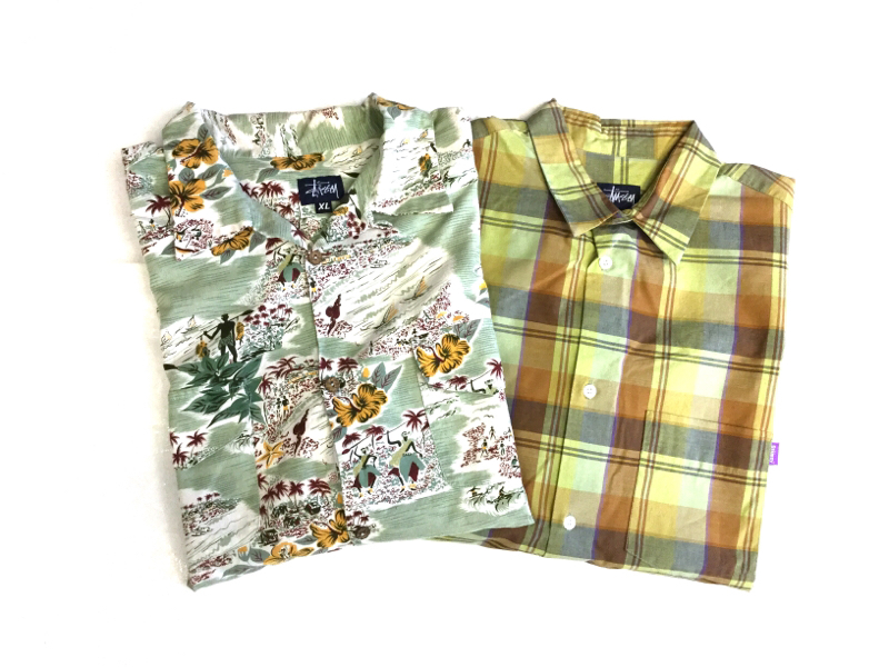 「 ゴキゲンSURFショーツ & STUSSYアロハシャツ 」_c0078333_13413799.jpg