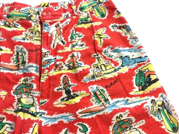 「 ゴキゲンSURFショーツ & STUSSYアロハシャツ 」_c0078333_15231670.jpg