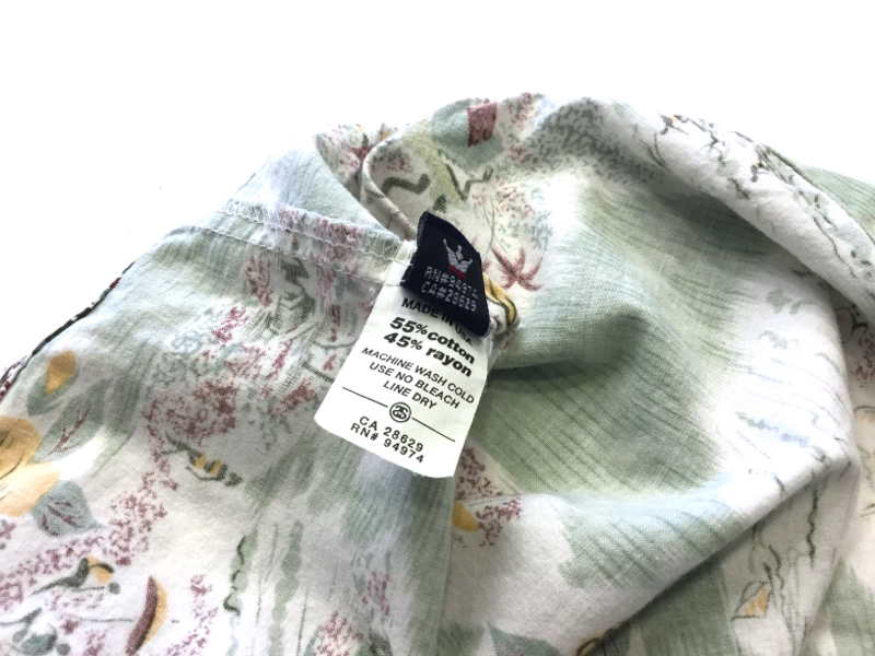 「 ゴキゲンSURFショーツ & STUSSYアロハシャツ 」_c0078333_15294697.jpg