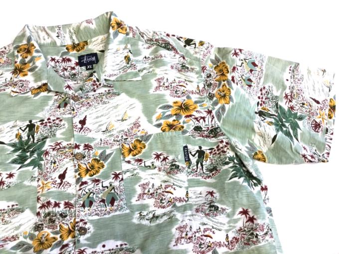 「 ゴキゲンSURFショーツ & STUSSYアロハシャツ 」_c0078333_15302387.jpg