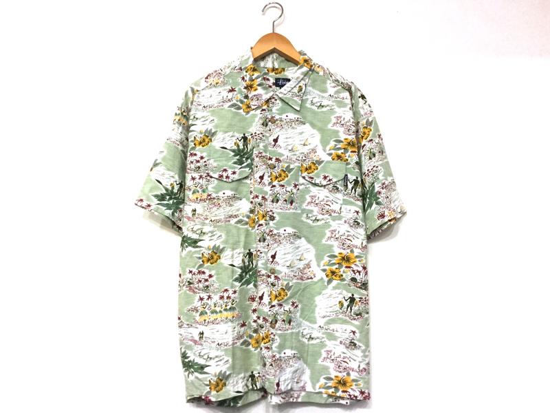 「 ゴキゲンSURFショーツ & STUSSYアロハシャツ 」_c0078333_19133332.jpg