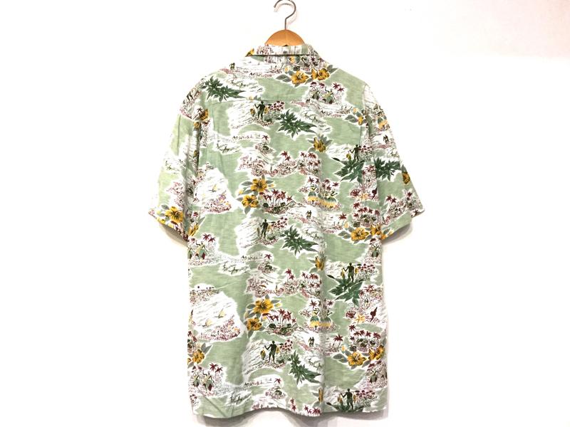 「 ゴキゲンSURFショーツ & STUSSYアロハシャツ 」_c0078333_19133486.jpg