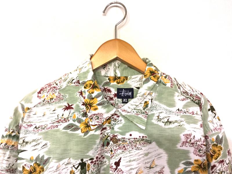 「 ゴキゲンSURFショーツ & STUSSYアロハシャツ 」_c0078333_19133517.jpg