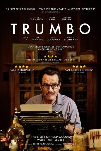 トランボ ハリウッドに最も嫌われた男 Trumbo_e0040938_12293520.jpg