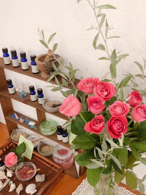 8月のサララ空き状況とかわいいお花たち_f0140145_12032255.jpg