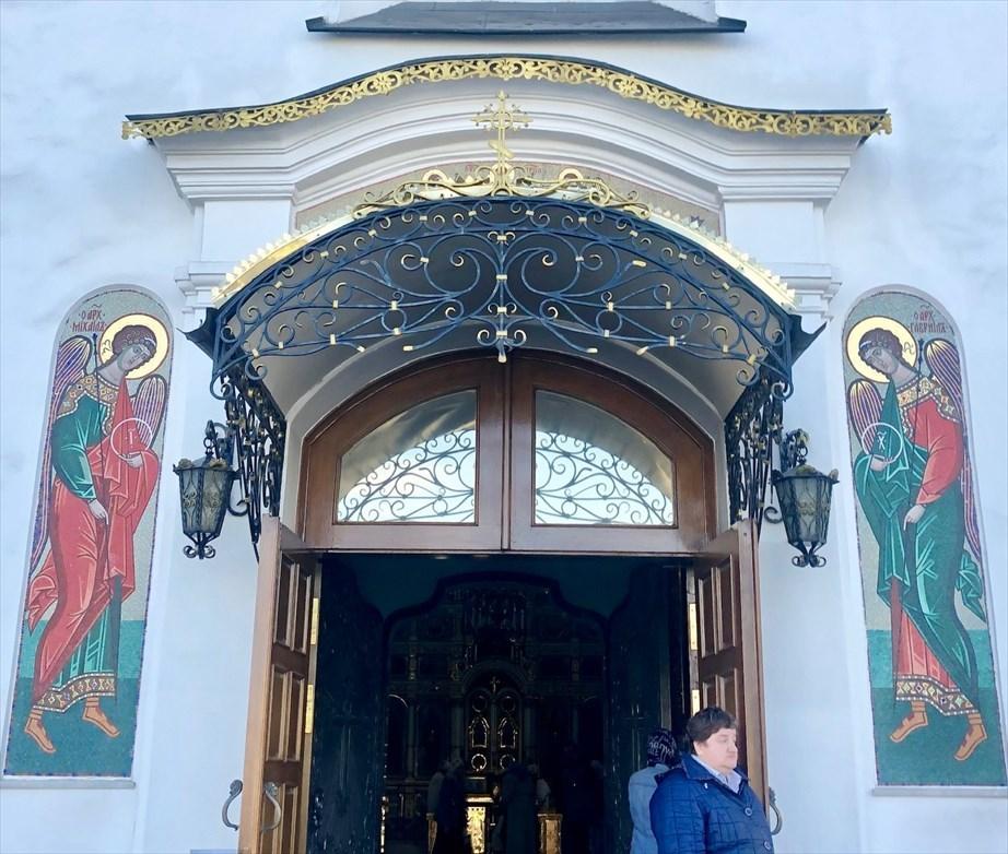 """ロシア正教会""""聖霊大聖堂""""@ミンスク/ベラルーシ_a0092659_14004070.jpg"""