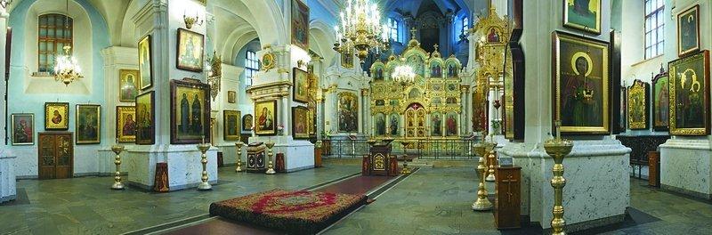 """ロシア正教会""""聖霊大聖堂""""@ミンスク/ベラルーシ_a0092659_14152374.jpg"""