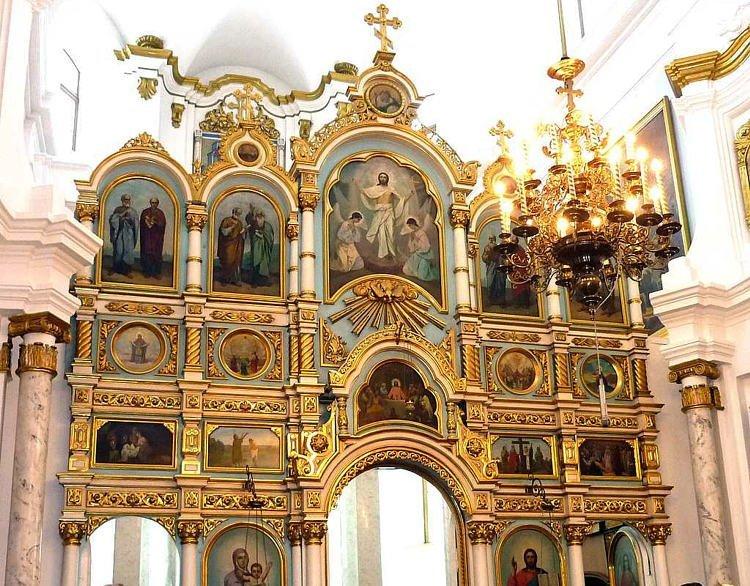 """ロシア正教会""""聖霊大聖堂""""@ミンスク/ベラルーシ_a0092659_14171290.jpg"""