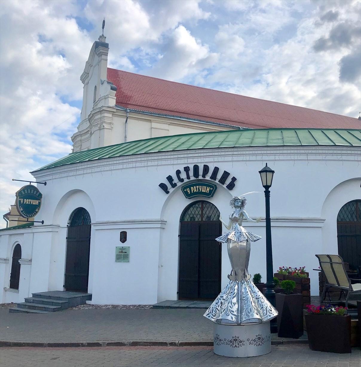 """ロシア正教会""""聖霊大聖堂""""@ミンスク/ベラルーシ_a0092659_14391001.jpg"""