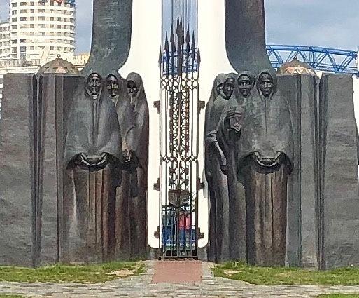 涙の島とトラエツカヤ旧市街地@ミンスク/ベラルーシ_a0092659_18353652.jpg