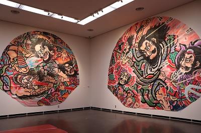 弘前市立博物館企画展「ねぷた展」_d0131668_1131013.jpg