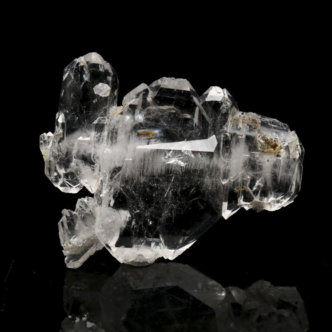 涼しげな石。ファーデンクォーツとアポフィライト_d0303974_13545528.jpg