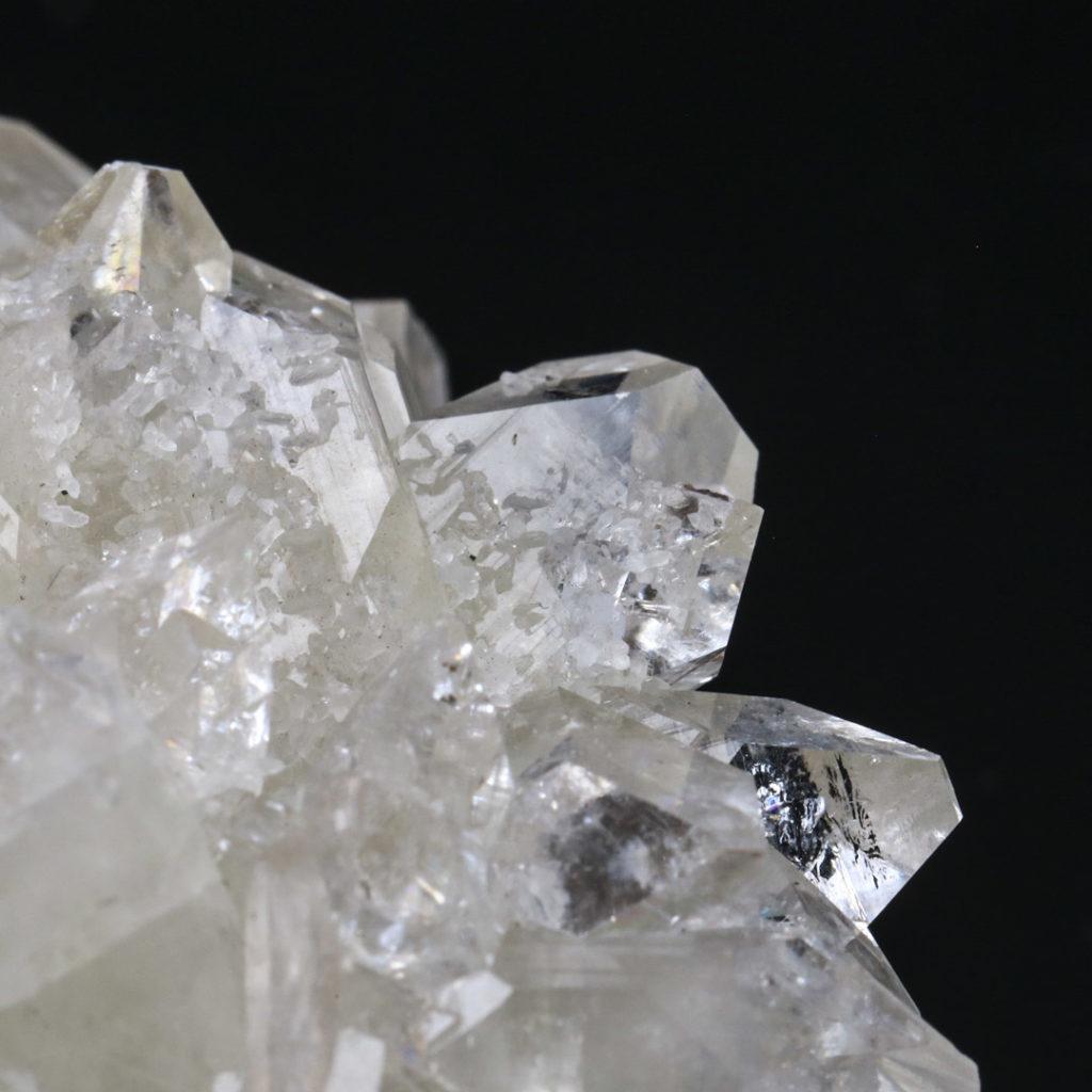 涼しげな石。ファーデンクォーツとアポフィライト_d0303974_14053906.jpg