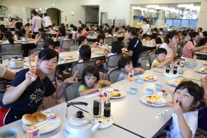 サマーキャンプ2日目!_b0277979_15515186.jpg