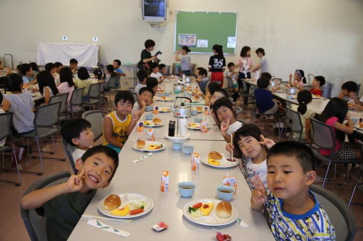 サマーキャンプ2日目!_b0277979_15521920.jpg