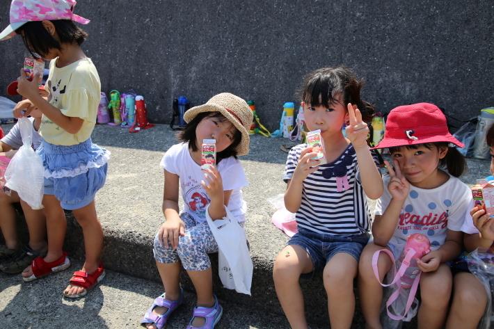 サマーキャンプ2日目!_b0277979_15530932.jpg