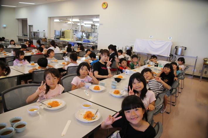 サマーキャンプ2日目!_b0277979_15542692.jpg