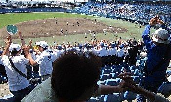 7月30日「甲子園だ!」_f0003283_08393224.jpg