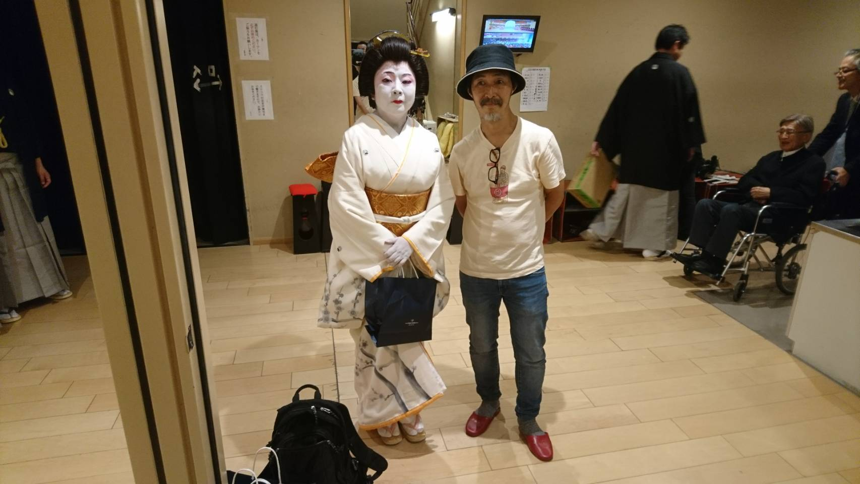「歌舞伎座にいきました」_a0075684_10325735.jpg