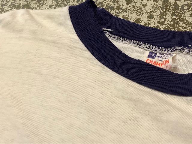 Vintage Champion Ringer T-Shirt!!(マグネッツ大阪アメ村店)_c0078587_15315342.jpg