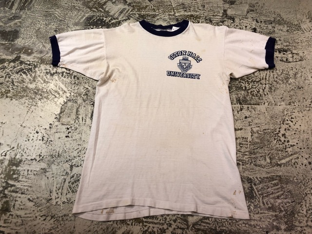 Vintage Champion Ringer T-Shirt!!(マグネッツ大阪アメ村店)_c0078587_1532171.jpg