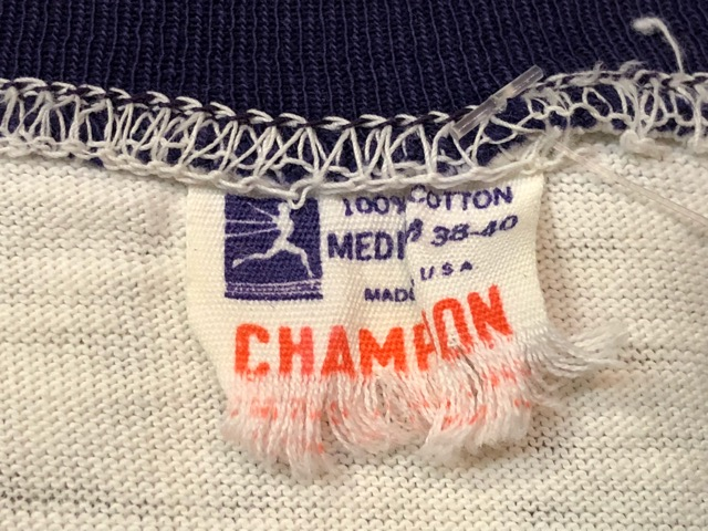 Vintage Champion Ringer T-Shirt!!(マグネッツ大阪アメ村店)_c0078587_1532911.jpg