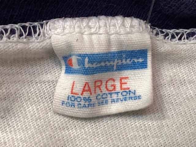 Vintage Champion Ringer T-Shirt!!(マグネッツ大阪アメ村店)_c0078587_16111448.jpg