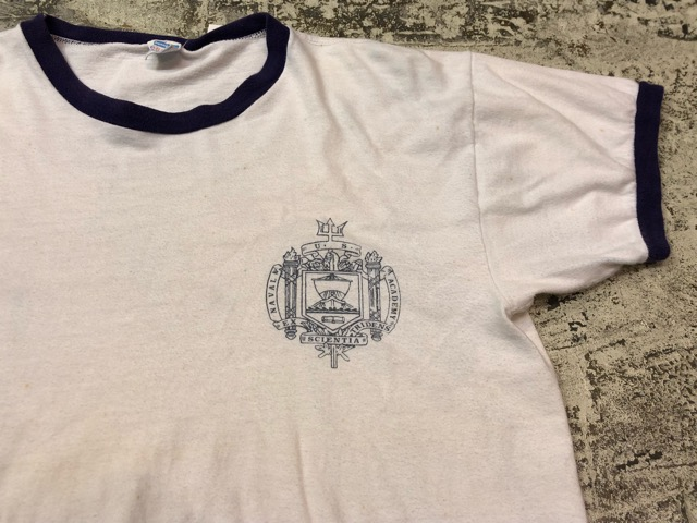 Vintage Champion Ringer T-Shirt!!(マグネッツ大阪アメ村店)_c0078587_16112339.jpg