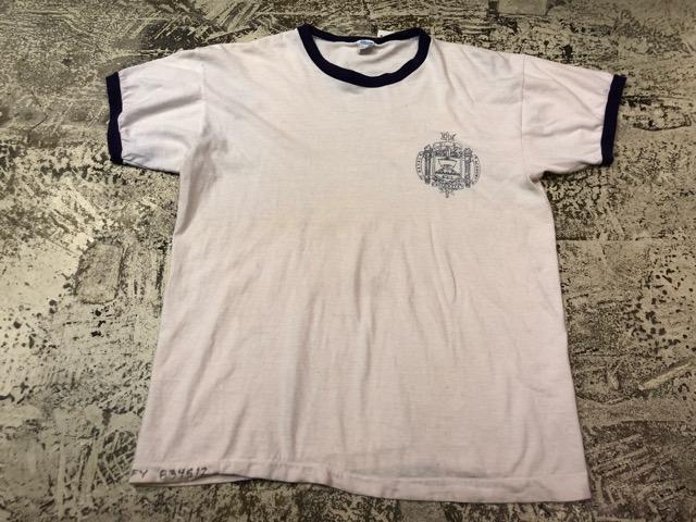 Vintage Champion Ringer T-Shirt!!(マグネッツ大阪アメ村店)_c0078587_1611370.jpg