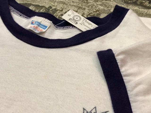 Vintage Champion Ringer T-Shirt!!(マグネッツ大阪アメ村店)_c0078587_16122877.jpg