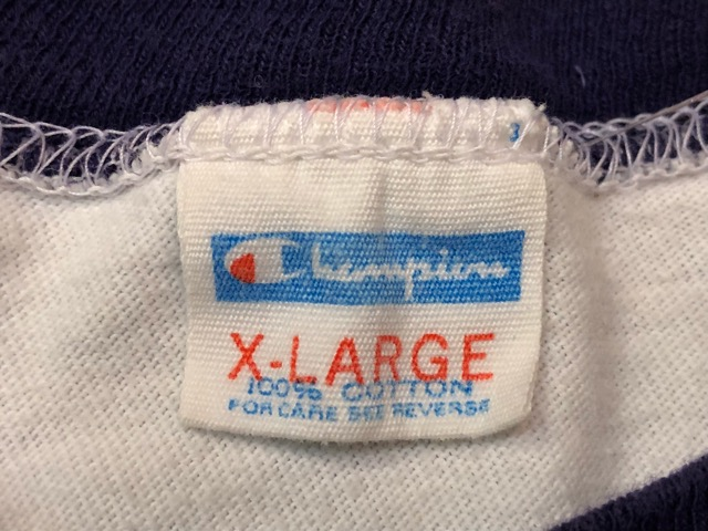 Vintage Champion Ringer T-Shirt!!(マグネッツ大阪アメ村店)_c0078587_1612997.jpg