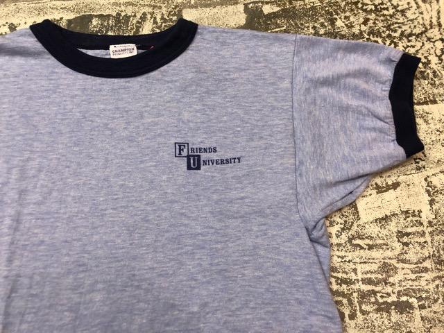 Vintage Champion Ringer T-Shirt!!(マグネッツ大阪アメ村店)_c0078587_1694954.jpg