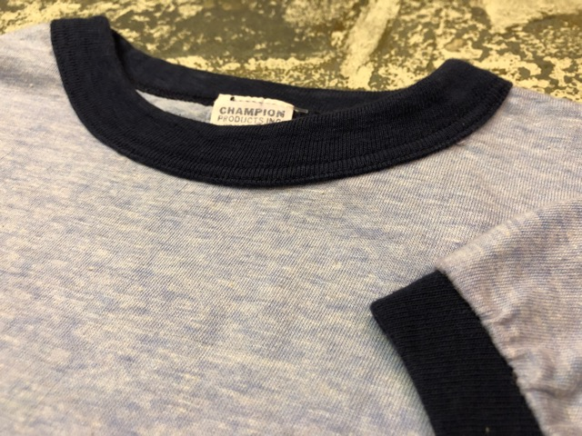 Vintage Champion Ringer T-Shirt!!(マグネッツ大阪アメ村店)_c0078587_1695755.jpg