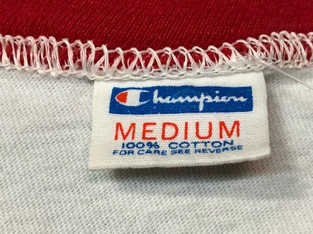Vintage Champion Ringer T-Shirt!!(マグネッツ大阪アメ村店)_c0078587_17164820.jpg