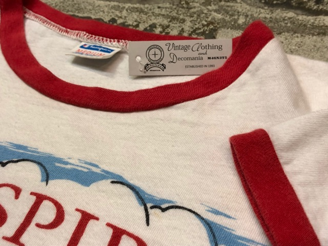 Vintage Champion Ringer T-Shirt!!(マグネッツ大阪アメ村店)_c0078587_1717755.jpg