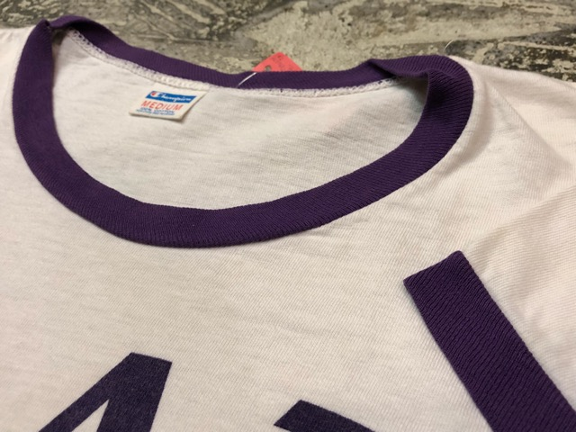 Vintage Champion Ringer T-Shirt!!(マグネッツ大阪アメ村店)_c0078587_1718739.jpg