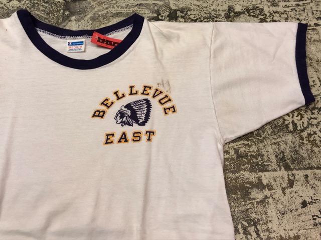 Vintage Champion Ringer T-Shirt!!(マグネッツ大阪アメ村店)_c0078587_1739316.jpg
