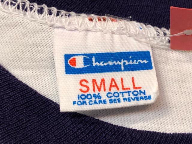 Vintage Champion Ringer T-Shirt!!(マグネッツ大阪アメ村店)_c0078587_17401716.jpg