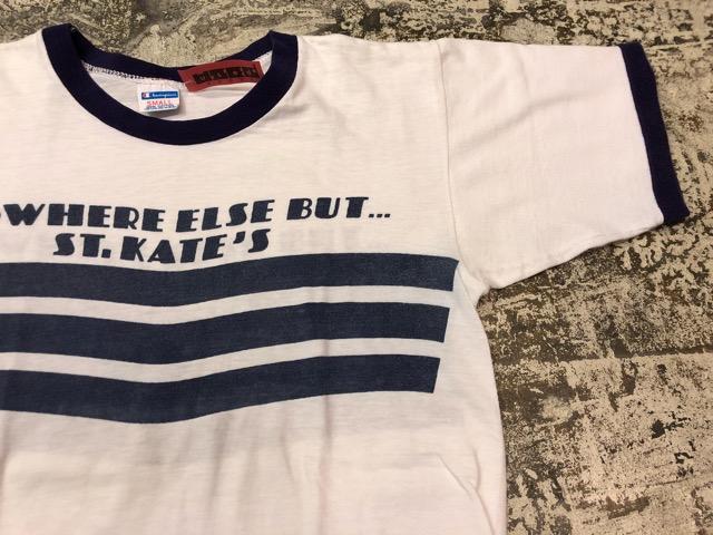 Vintage Champion Ringer T-Shirt!!(マグネッツ大阪アメ村店)_c0078587_17402734.jpg