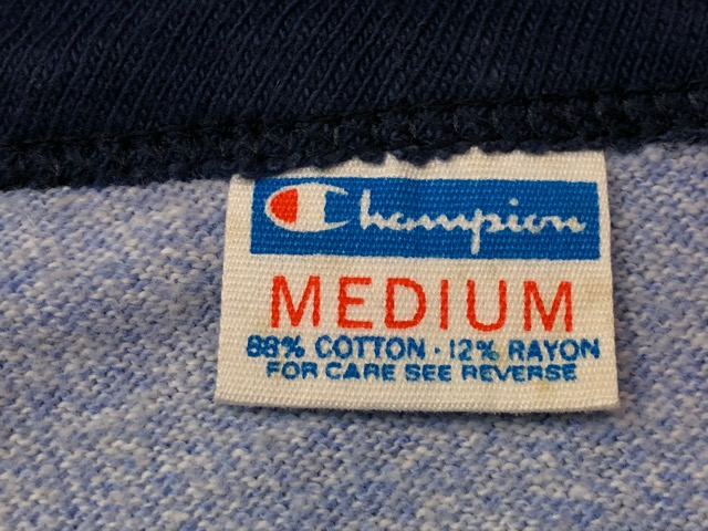 Vintage Champion Ringer T-Shirt!!(マグネッツ大阪アメ村店)_c0078587_17412217.jpg