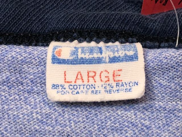 Vintage Champion Ringer T-Shirt!!(マグネッツ大阪アメ村店)_c0078587_17442689.jpg