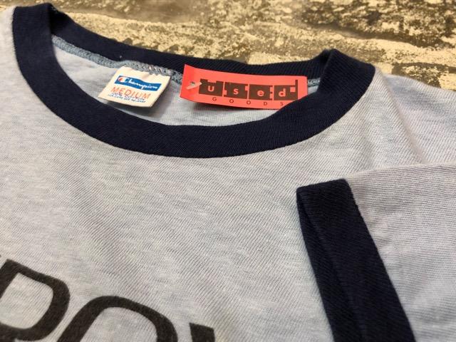 Vintage Champion Ringer T-Shirt!!(マグネッツ大阪アメ村店)_c0078587_1832716.jpg