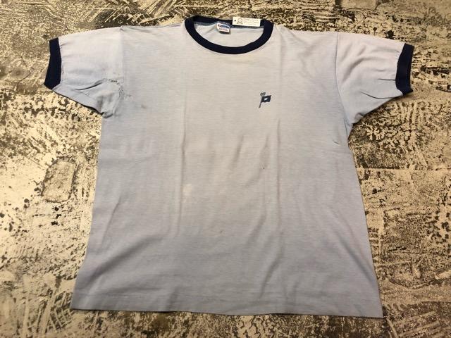 Vintage Champion Ringer T-Shirt!!(マグネッツ大阪アメ村店)_c0078587_184491.jpg