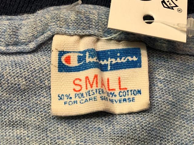 Vintage Champion Ringer T-Shirt!!(マグネッツ大阪アメ村店)_c0078587_1854675.jpg