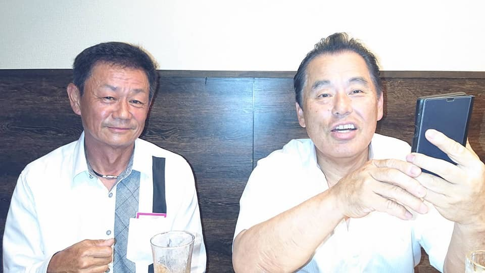小田和正さんのコンサートの為、愛媛県武道館へ移動。_c0186691_17082394.jpg