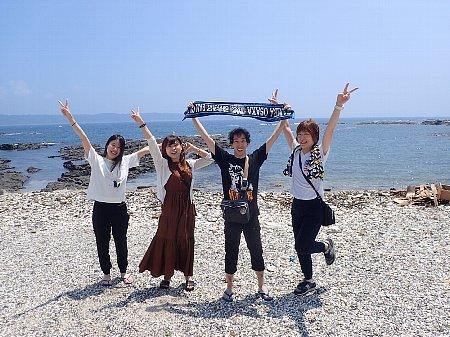 7月27日(土)28日(日)白浜・串本TOUR&講習★_f0079996_15095317.jpg